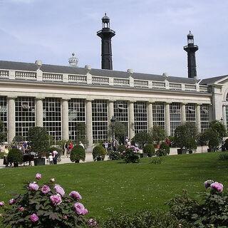 The Garden of the Castle.