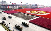 Kim-Jong-Il-Hosted-Military-parade