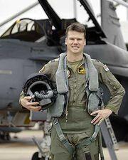 Hornet-pilot