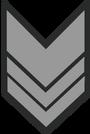 Gendarmeria Libica - Sergente Maggiore