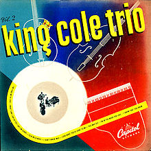 The King Cole Trio, Vol. 2