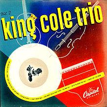 File:The King Cole Trio, Vol. 2.jpg