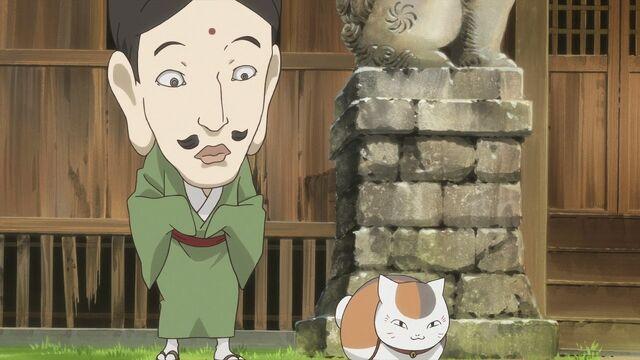 File:Natsume Yuujinchou - OAD chobihige.jpg