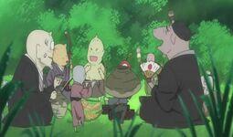 Youkai 6 gathering