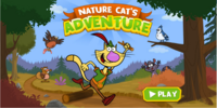 Nature Cat's Adventure
