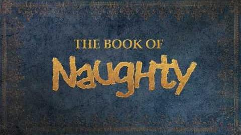 "The Book of Naughty 162 ""Smoke Signals"""