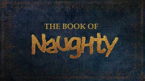 "The Book of Naughty 135 ""Power Outage"""