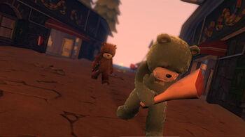 500x naughty bear - screen 6