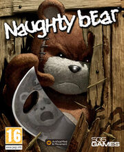 Naughty Bear Box Art