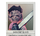 Paradise Island Chainsaw Massacre