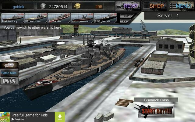 File:Bismarck Class Battleship.jpg
