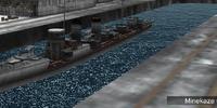 Minekaze-class Destroyer