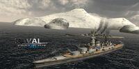 Kronshtadt class battlecruiser