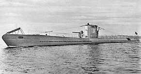 Type I Uboat