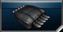 610 mm torpedoes