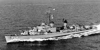 Gearing-class Destroyer