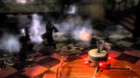 Call of Duty Black Ops Zombies - Kino Der Toten Music Video