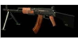 Menu mp weapons rpk