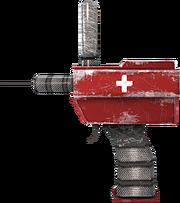Medical syringe