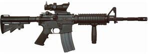 M4A1 CQBR