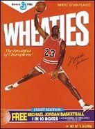 Michael Jordan Wheaties 1988