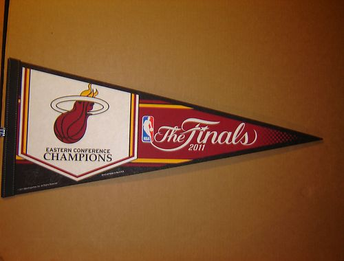File:2011 Miami Heat Eastern Conference Champions Pennant.jpg