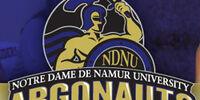 Notre Dame de Namur Argonauts