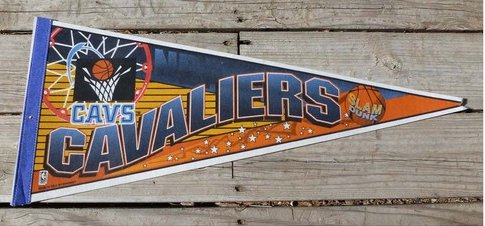 File:1980s Cleveland Cavaliers Pennant.jpg