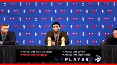 NBA 2K11 - My Player