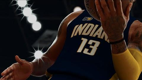 NBA 2K17 - FRICTION
