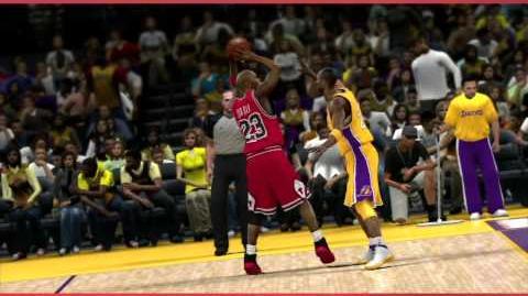 NBA 2K11 Premiere Trailer