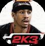 NBA 2K3 Button