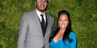 Gallery:Carmelo and La La Anthony