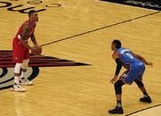 Damian Lillard vs Russel Westbrook (23680791964)