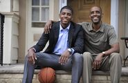 Kyrie and dred irving