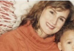 Klay Thompson Mother Julie White Thompson-picture