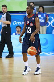 Chris Paul Beijing Olympic
