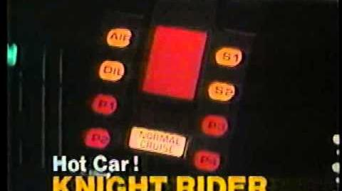Powers Of Matthew Star & Knight Rider 1983 Promo