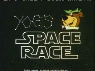 Yogi space race