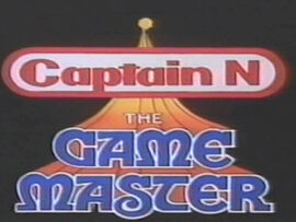 Captain N- The Game Master