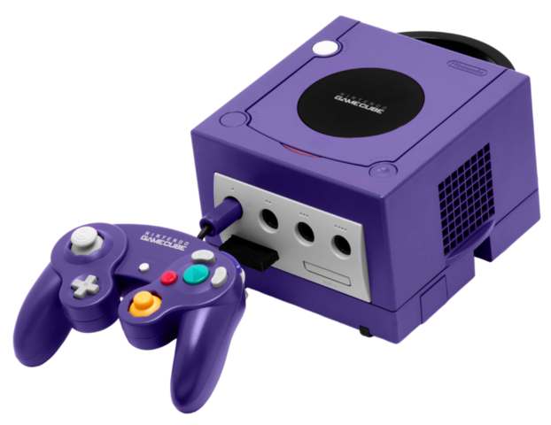 File:777px-GameCube-Console-Set.png