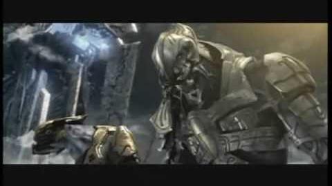 Arbiter Tribute-Halo Wars