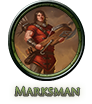 Marksman logo