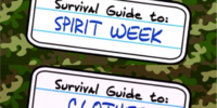 Guide to: Spirit Week and Clothes