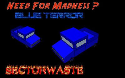 BLUE TERROR!