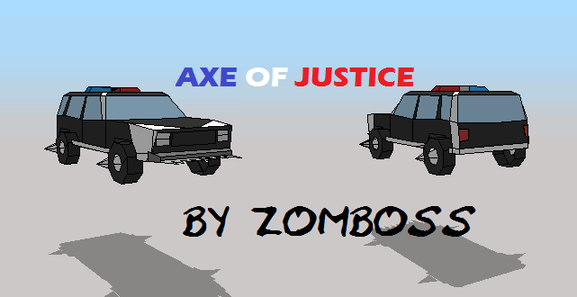 Axe Of Justice