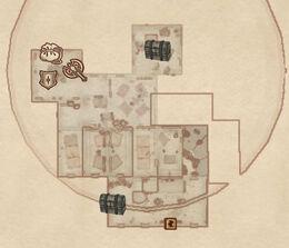 Fort Suran map