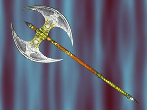 Aeterna Great Axe
