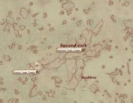 Vergessene tempelanlage map exterior