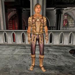 Mine Armor Male